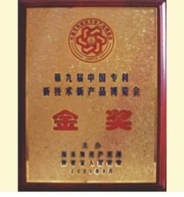 第九届中国专利新技术